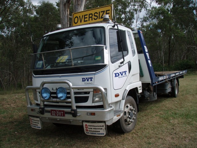 DVT Trucking and Burpengary Towing