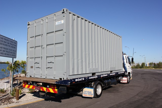 DVT Container Transport Caboolture Towing North Lakes Moving Containers