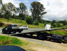 Tilt Tray Towing Brisbane
